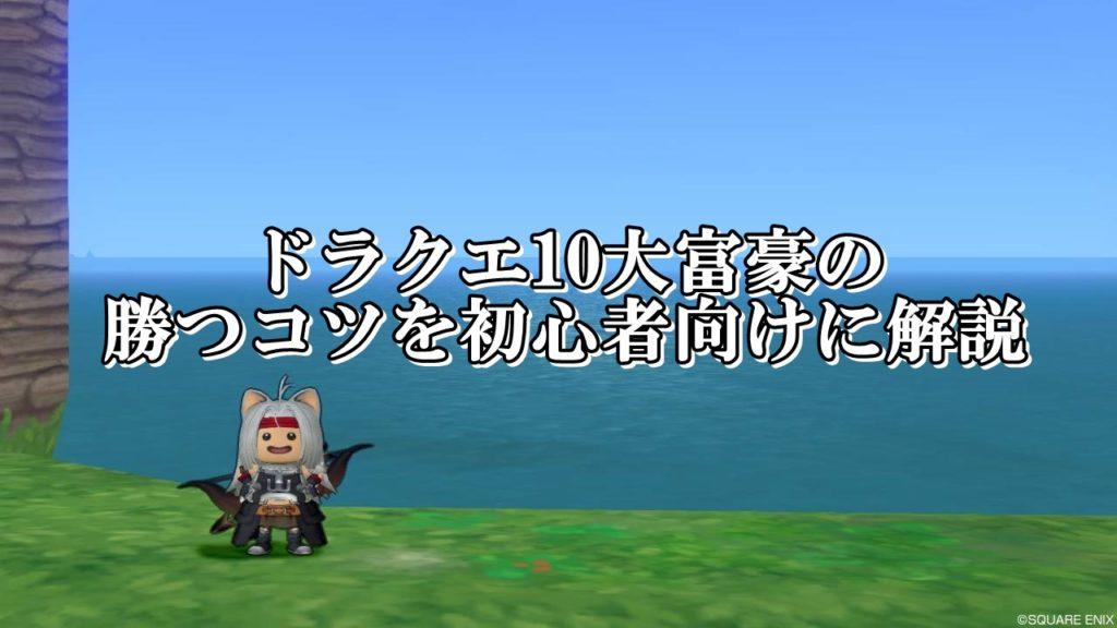 ドラクエ10大富豪
